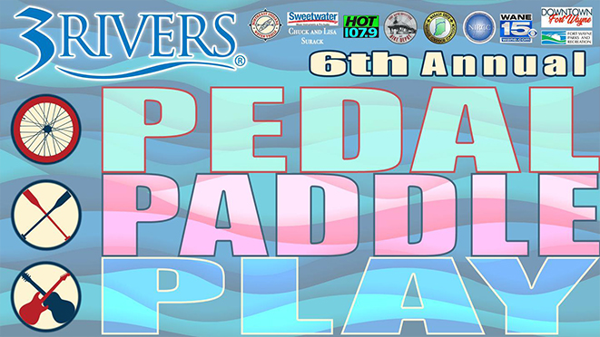 Peddle, Paddle, Play