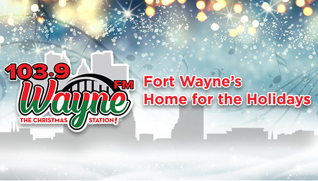 103.9 Wayne FM Begins Continuous Christmas Music